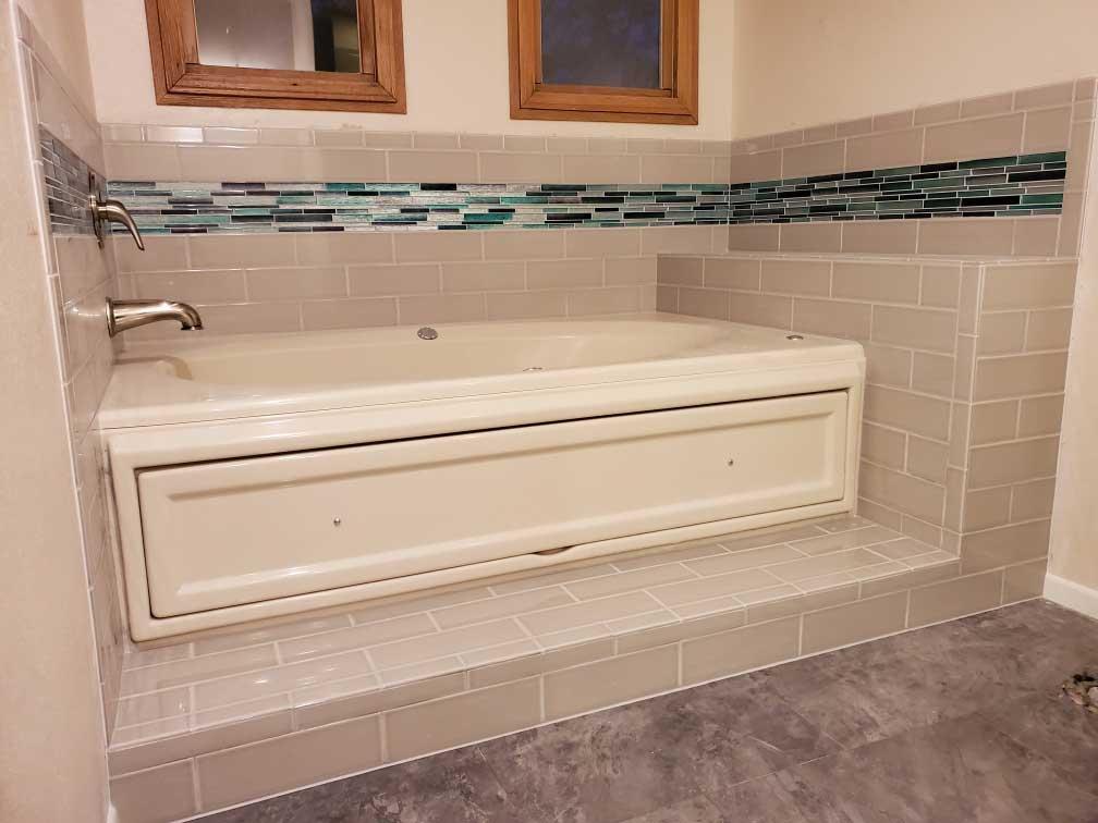 Tile Installation, Loveland