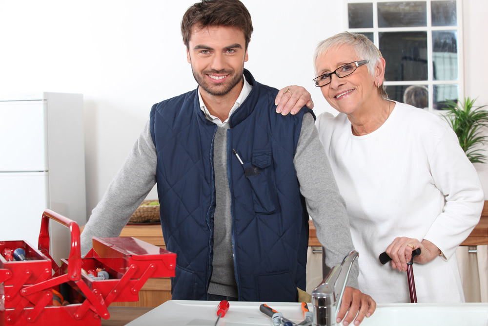 What are the most common home maintenance issues for seniors
